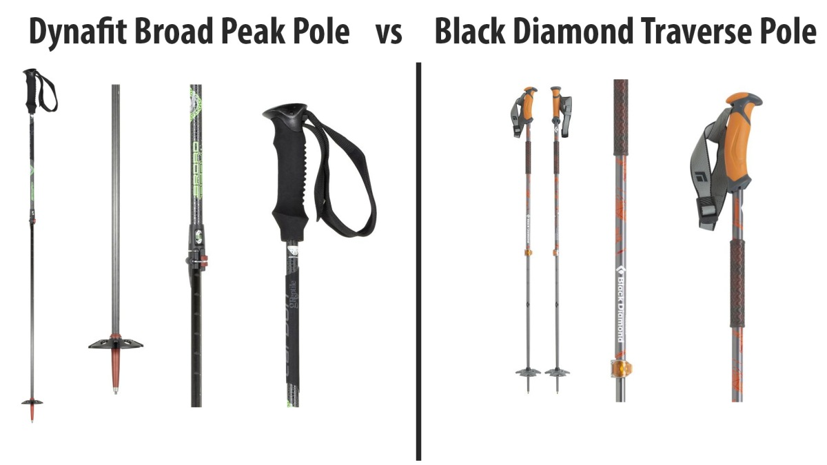 Dynafit Broad Peak vs Black Diamond Traverse