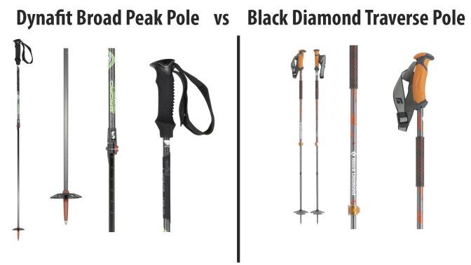 Dynafit Broad Peak vs Black Diamond Traverse