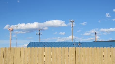 cell towers victor idaho