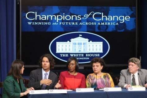 jeremy jones champion of change obama whitehouse