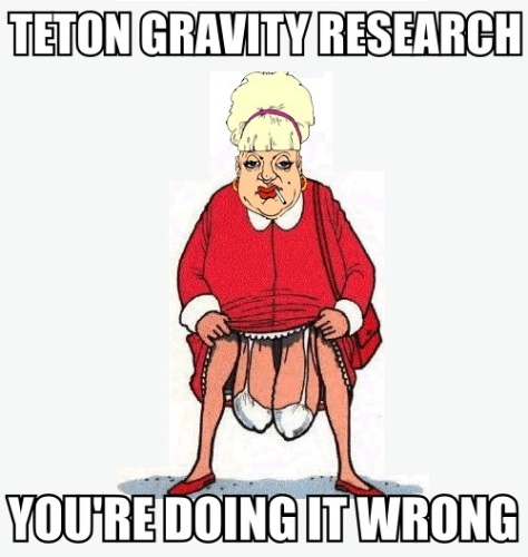Teton Gravity Research Logo TGR Jeremy Jones Deeper Further Higher