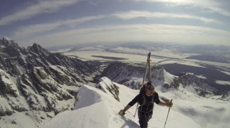 Buck Mountain NE Ridge