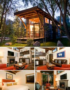 Why The Heck Arent There More Tiny Houses Like This In Jackson Hole