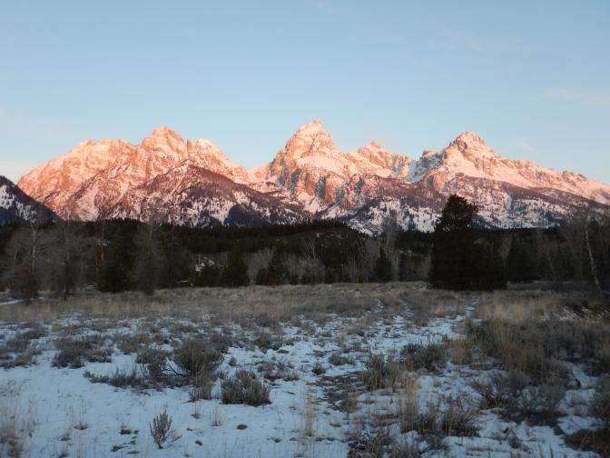 Wydaho Snow: 11.11.15: GTNP, Teton Pass, Grand Targhee Snow Report