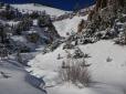 Grey's River skiing, Lost Creek, Morningstar Peak