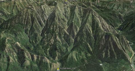 Ferry Peak Terrain Traps
