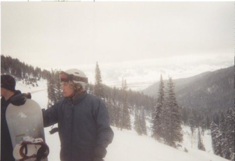 Teton Pass 1999