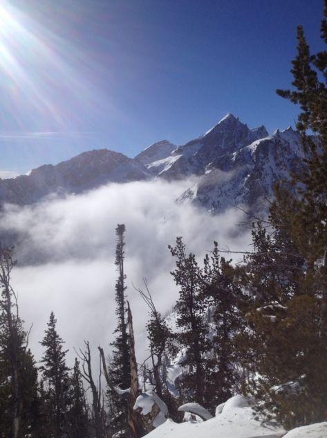 Buck Mountain 1.26.16