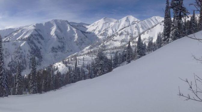 Wydaho Snow: 2.1.16: Commie Creek Hot Pow