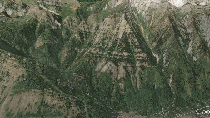 Wyoming Avalanche Fatality on The Pyramid, Rendezvous Massif: 1.19.16