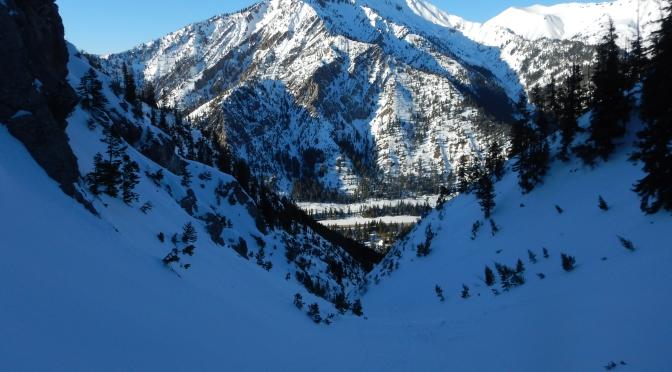Wydaho Snow: 2.29.16: Little Rake Leap Year