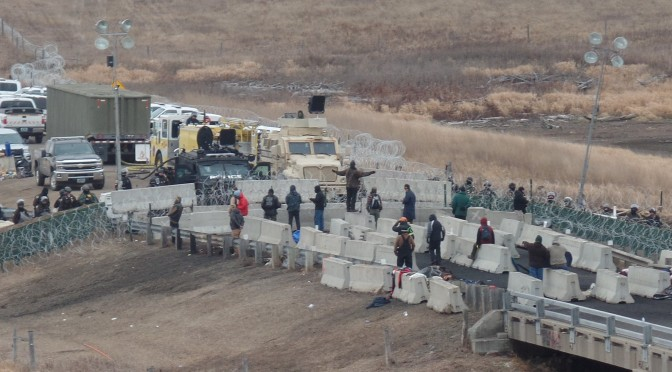 Straight Talk from Standing Rock, Part 1