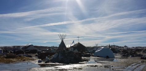Max Mogren Standing Rock Geoengineering