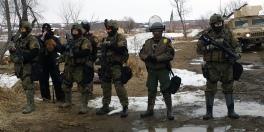 Max Mogren Standing Rock Militarized Police