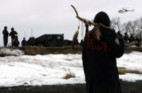 Max Mogren Standing Rock Protector