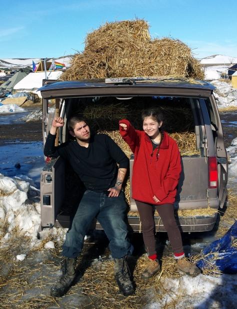 Max Mogren Standing Rock Road Crew