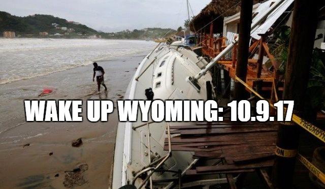 Wake Up Wyoming: 10.9.17