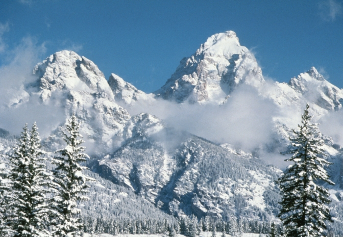 The Tetons are too tiny for the cancerous Arc'teryx Academy